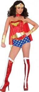 Wonder Woman Halloween Costumes