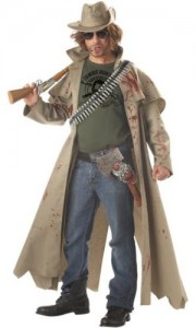 Zombie Hunter Costume Ideas