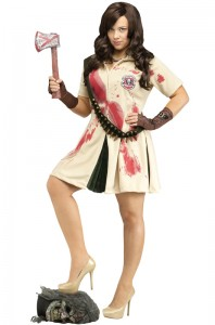 Zombie Hunter Costume Women