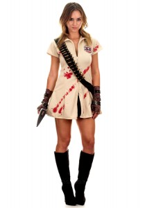 Zombie Hunter Halloween Costume