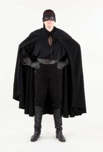 Zorro Costume Men