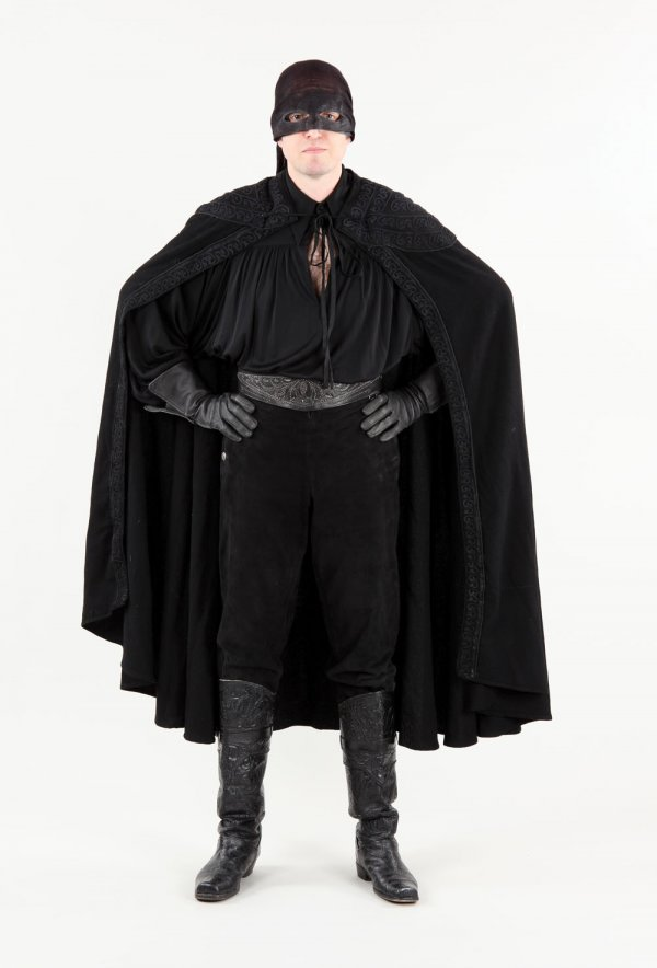lovely zorro outfit male 8