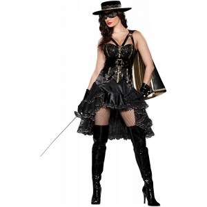 Zorro Costume for Adults