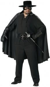 Zorro Costume for Men