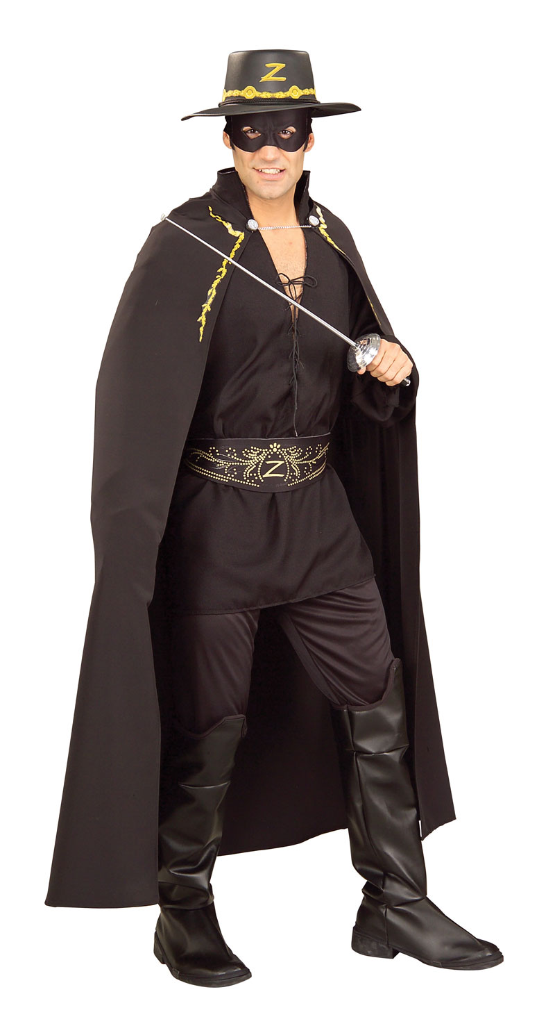 Zorro Mask Costume 72