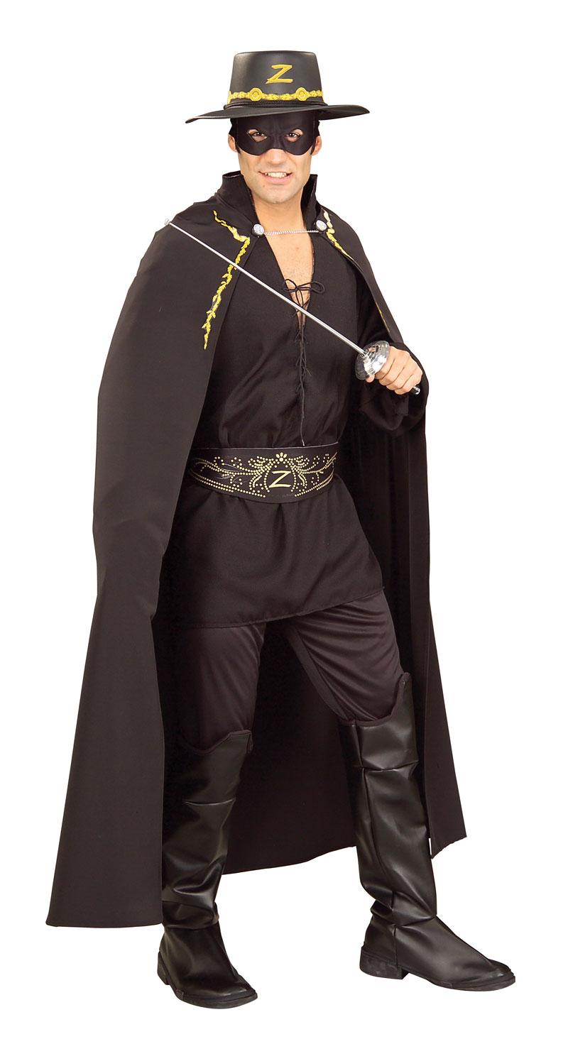 fine zorro outfit male for women