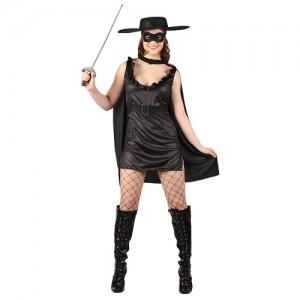 Zorro Female Ccostume