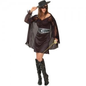 Zorro Girl Costume