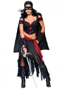 Zorro Halloween Costumes