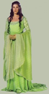 Arwen Lord of the Rings Costume