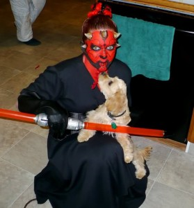 Darth Maul Costume Women