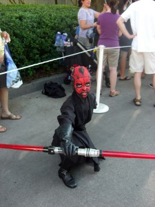 Darth Maul Costumes for Kids