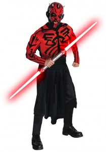 Darth Maul Halloween Costume