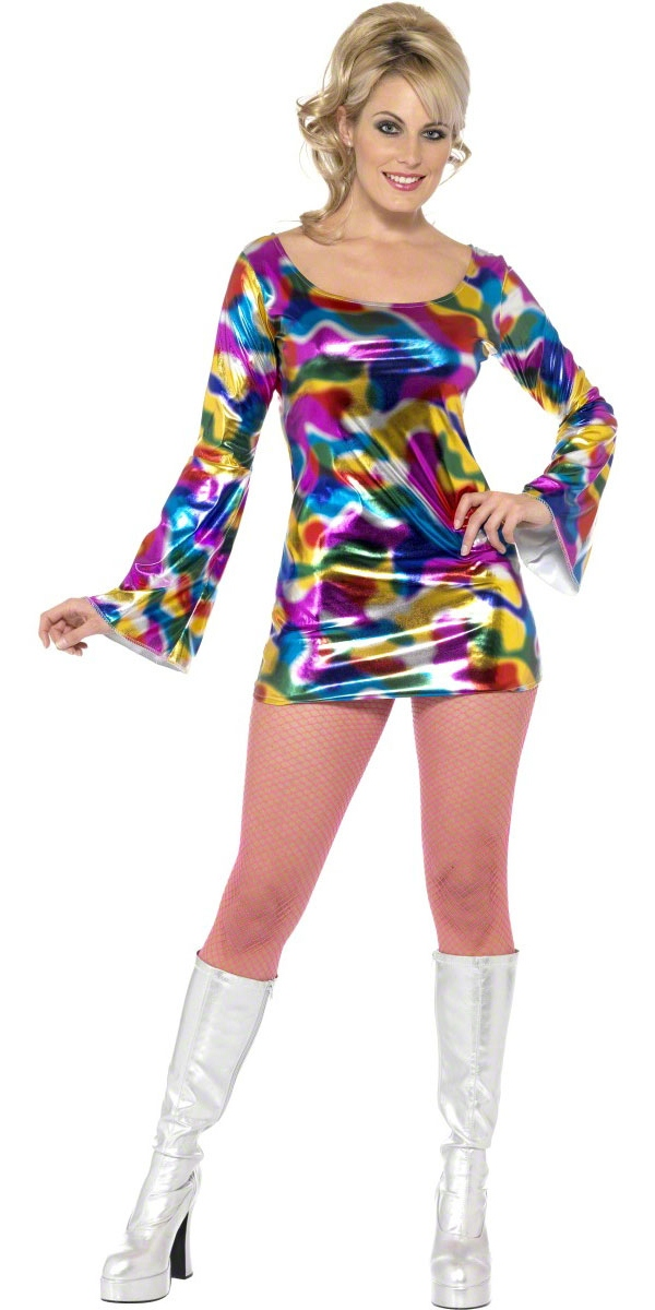 Disco Costume Women  sc 1 st  Parties Costume : 70s costumes for womens  - Germanpascual.Com