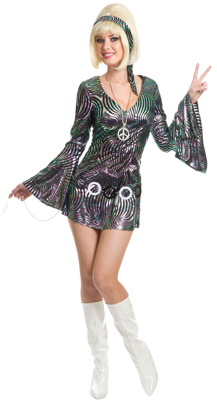 Disco Costumes Womens