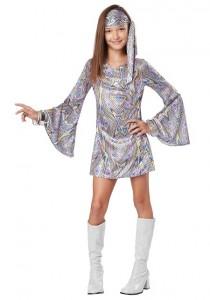 Disco Girl Costume