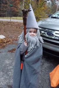 Gandalf Costume Child