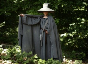 Gandalf Costume Girl