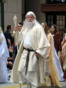 Gandalf White Costume