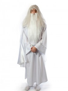 Gandalf the White Costume