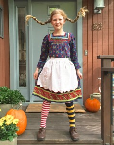 Halloween Costumes Pippi Longstocking
