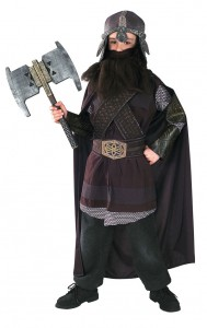 Lord of the Rings Kids Costumes