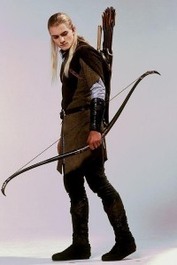 Lord of the Rings Legolas Costume
