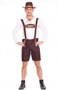 Mens Oktoberfest Costume