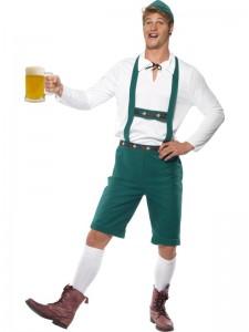 Oktoberfest Costume Men