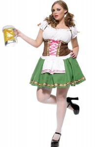 Oktoberfest Costumes Plus Size