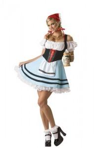 Oktoberfest Costumes for Women