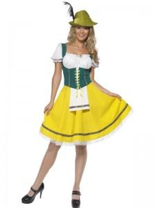 Oktoberfest Dress Costume