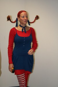 Pippi Longstocking Adult Costume