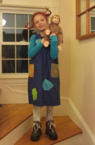 Pippi Longstocking Costume Ideas