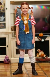 Pippi Longstocking Costume Kids