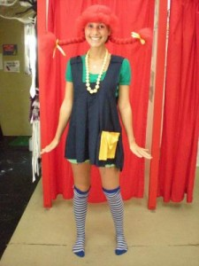 Pippi Longstocking Costume Pictures