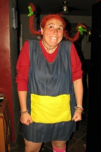 Pippi Longstocking Halloween Costumes