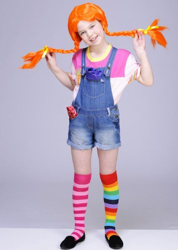 Pippi Longstocking Costumes Parties Costume