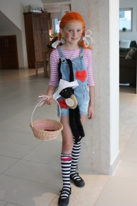 Pippi Longstockings Costumes