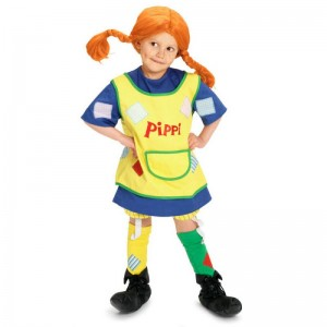 Pippy Longstocking Costume
