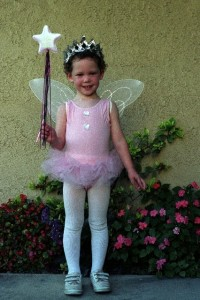 Tooth Fairy Costume Child