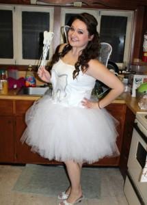 Tooth Fairy Costume Women