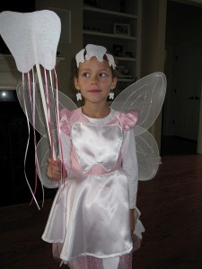 Tooth Fairy Costume for Child