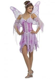 Womens Tooth Fairy Ccostume