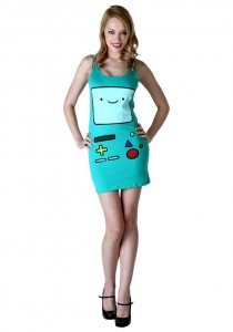 Adventure Time Adult Costume