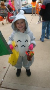 Adventure Time Baby Costume