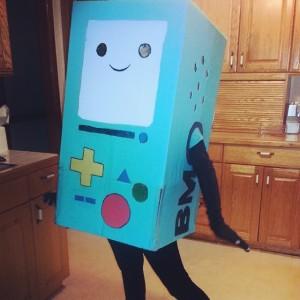 Adventure Time Costume BMO