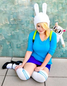 Adventure Time Costume Fiona