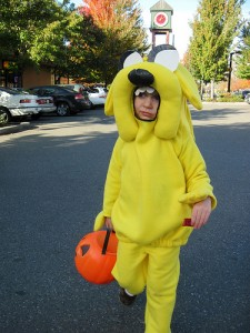 Adventure Time Costume Jake