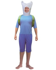 Adventure Time Costume Men